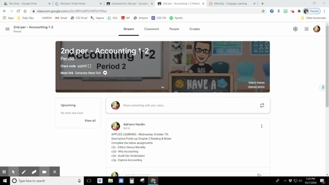 Thumbnail for entry Accounting Using NGLSync - Completing Assignments