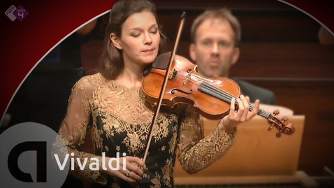 Thumbnail for entry Vivaldi: Four Seasons/Quattro Stagioni - Janine Jansen - Internationaal Kamermuziek Festival