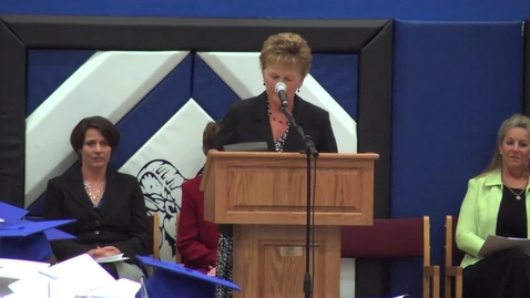 Thumbnail for entry Ladue High School 2011 Graduation Ceremony - Welcome, Dr. Marsha Chappelow