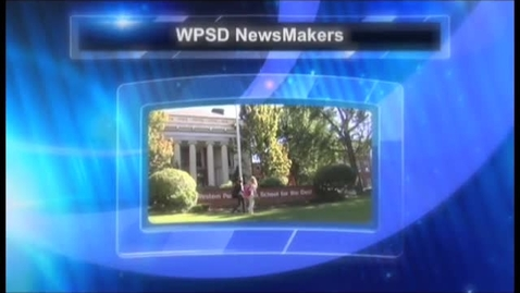Thumbnail for entry WPSD NewsMakers - Stephen Cropper