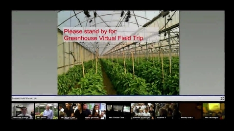 Thumbnail for entry Virtual Field Trip: Four Star Greenhouse