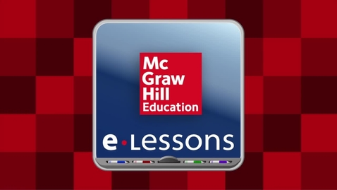 Thumbnail for entry McGraw-Hill School Education eLessons
