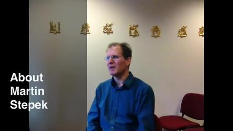 Thumbnail for entry Martin Stepek @ John Paul Academy