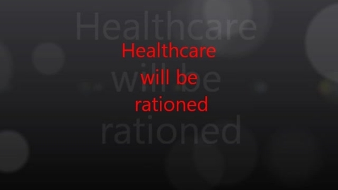 Thumbnail for entry Obama's Healthcare Bill
