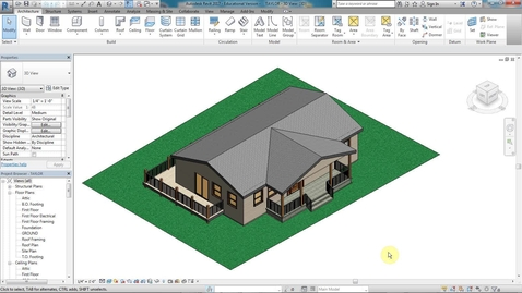 Thumbnail for entry REVIT 17- WALL SECTIONS
