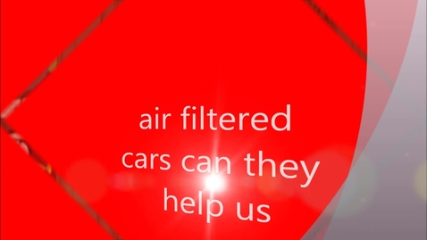 Thumbnail for entry Air Filter Cars