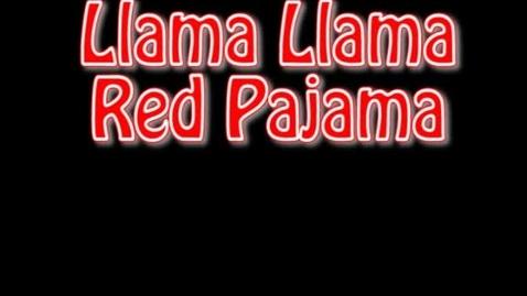 Thumbnail for entry Llama Llama Red Pajama SH2