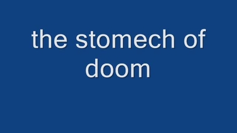 Thumbnail for entry The Stomach of Doom by Salah