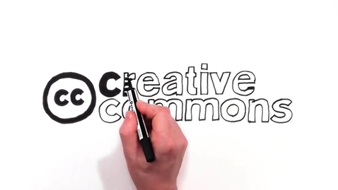 Thumbnail for entry Creative Commons License and how it helps us share digital content.