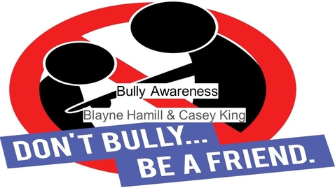 Thumbnail for entry bully awareness