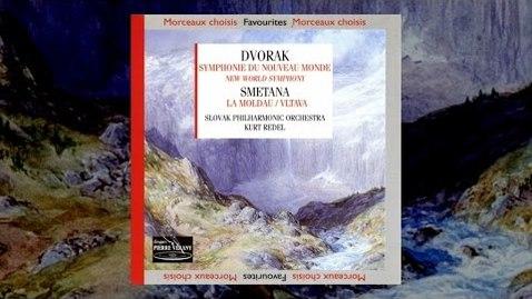 Thumbnail for entry Dvorak - New World Symphony (Full)