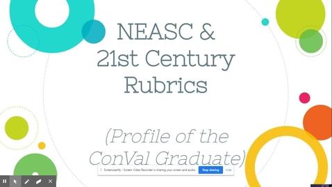 Thumbnail for entry NEASC 2020-21