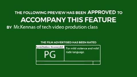Thumbnail for entry Spy School Book Trailer