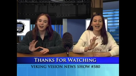 Thumbnail for entry VikingVisionNews 1-9-2020 #580