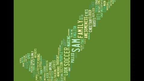 Thumbnail for entry Autobiography -- Sam -- Mon 2