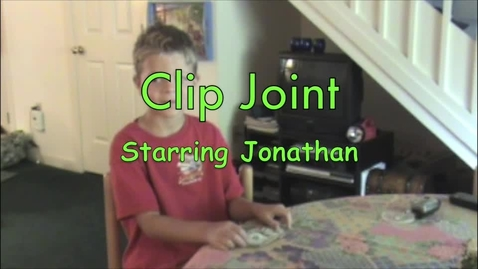 Thumbnail for entry Clip Joint