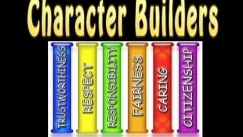 Thumbnail for entry Character Builders- Bullying