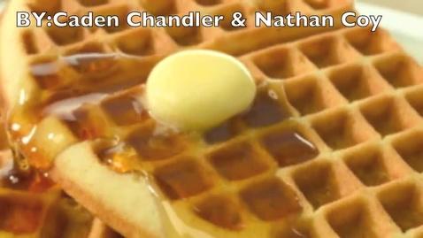 Thumbnail for entry Creative Genius Skit: Caden & Nathan/B4