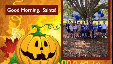 Thumbnail for entry Saints @ 8 - October 28, 2020
