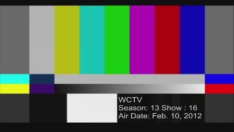 Thumbnail for entry WCTV Season 13 Show 16
