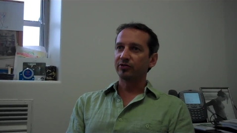 Thumbnail for entry Sustainable Technologies Interview - Part 1