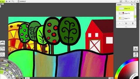 Thumbnail for entry Heather Galler Part 6 Landscape Patterns