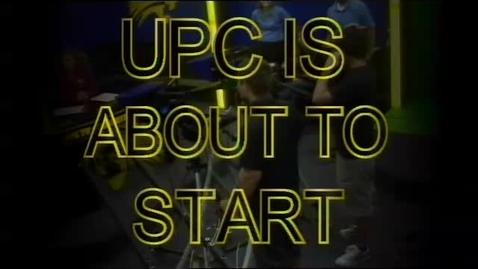 Thumbnail for entry UPC TV 11-10-09 LIVE Show