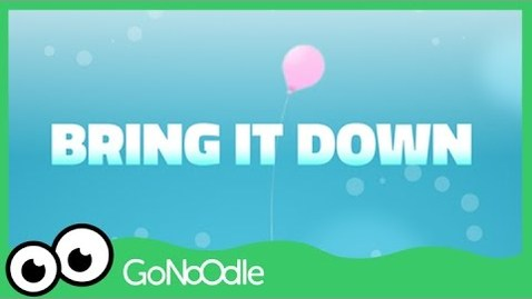 Thumbnail for entry Bring It Down - Flow | GoNoodle