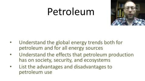 Thumbnail for entry Petroleum