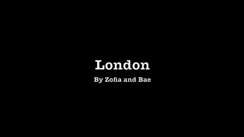 Thumbnail for entry London_Zofia_Bae