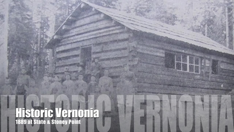 Thumbnail for entry Vernonia School District History