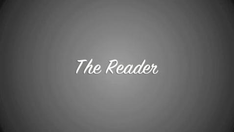 Thumbnail for entry indigo flynn per1 The Reader