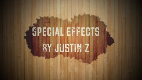 Thumbnail for entry JZ special Effects 1