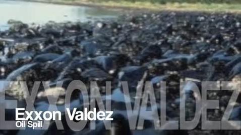 Thumbnail for entry Exxon Valdez Oil Spill