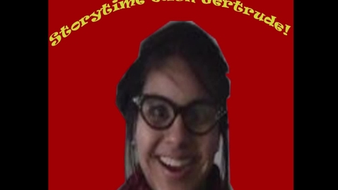 Thumbnail for entry Storytime with Gertrude Lindenbopper - WSCN