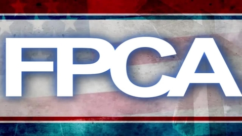 Thumbnail for entry FPCA 5/15 Morning Announcements