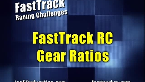 Thumbnail for entry Gear Sets & Gear Ratios
