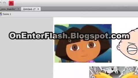 Thumbnail for entry Adobe flash cs4 basics : 0102 Pen Tool