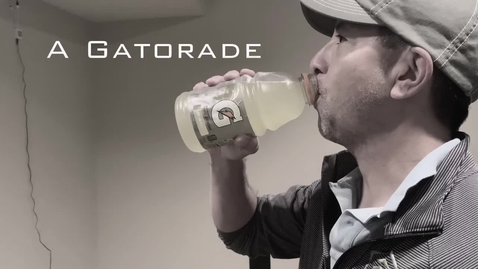 Thumbnail for entry Getting Stronger Starts With a Gatorade