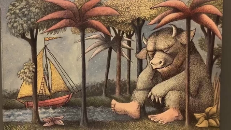 """Thumbnail for entry """"Where the Wild Things Are"""" Read Along"""