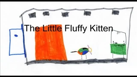 Thumbnail for entry The Little Fluffy Cat