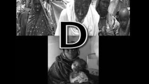 Thumbnail for entry The Crisis in Darfur