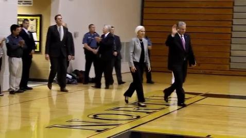 Thumbnail for entry Missouri Governor Nixon At FHN