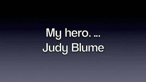 Thumbnail for entry Judy Blume By Nevaeh
