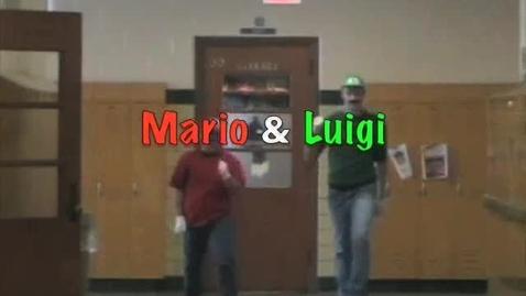 Thumbnail for entry Mario & Luigi