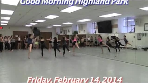 Thumbnail for entry Friday, February 14, 2014