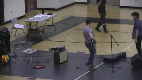 Thumbnail for entry Drake Bell at CCHS