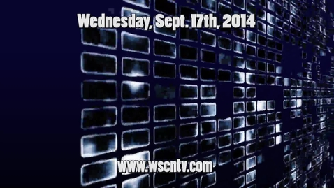Thumbnail for entry WSCN 09.17.14