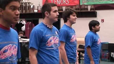 Thumbnail for entry Cinco Ranch HS Bravo Choir present Smokey Joe's Cafe