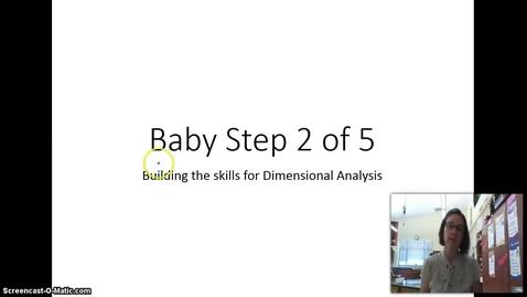 Thumbnail for entry DA Baby Step 2